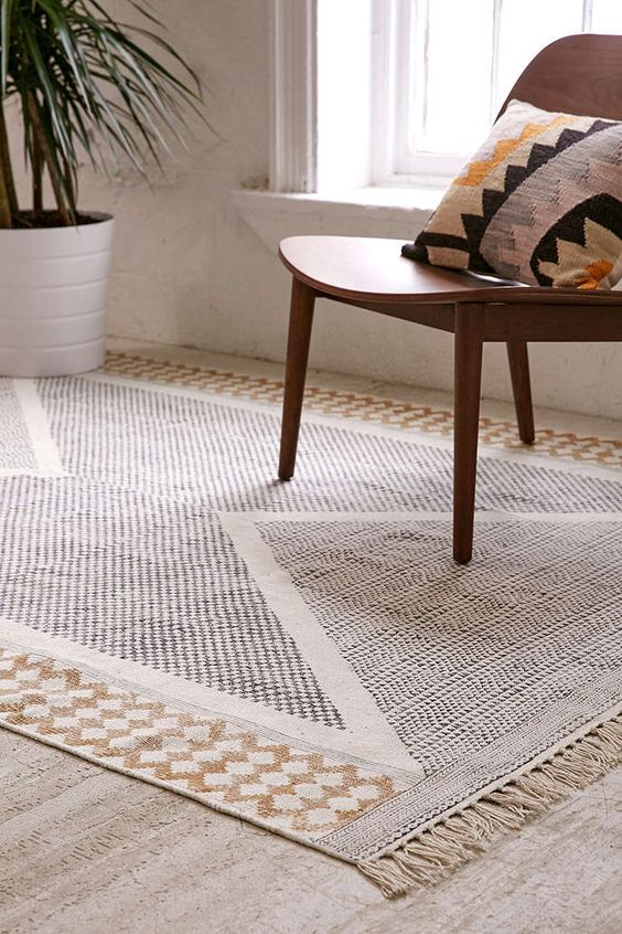 Home decor trends 2017 - Layering rugs