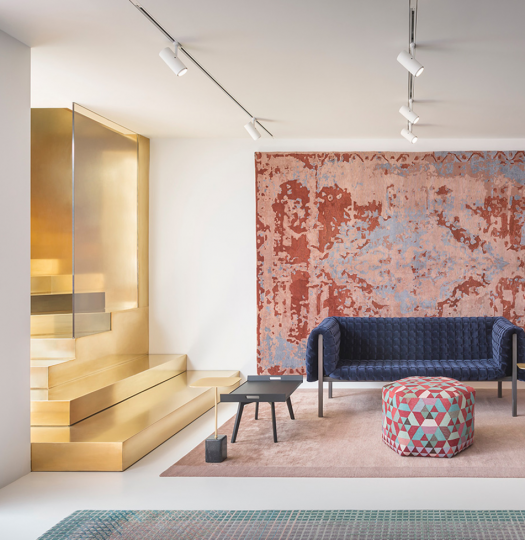 Gorlan: Rugs and Minimalism