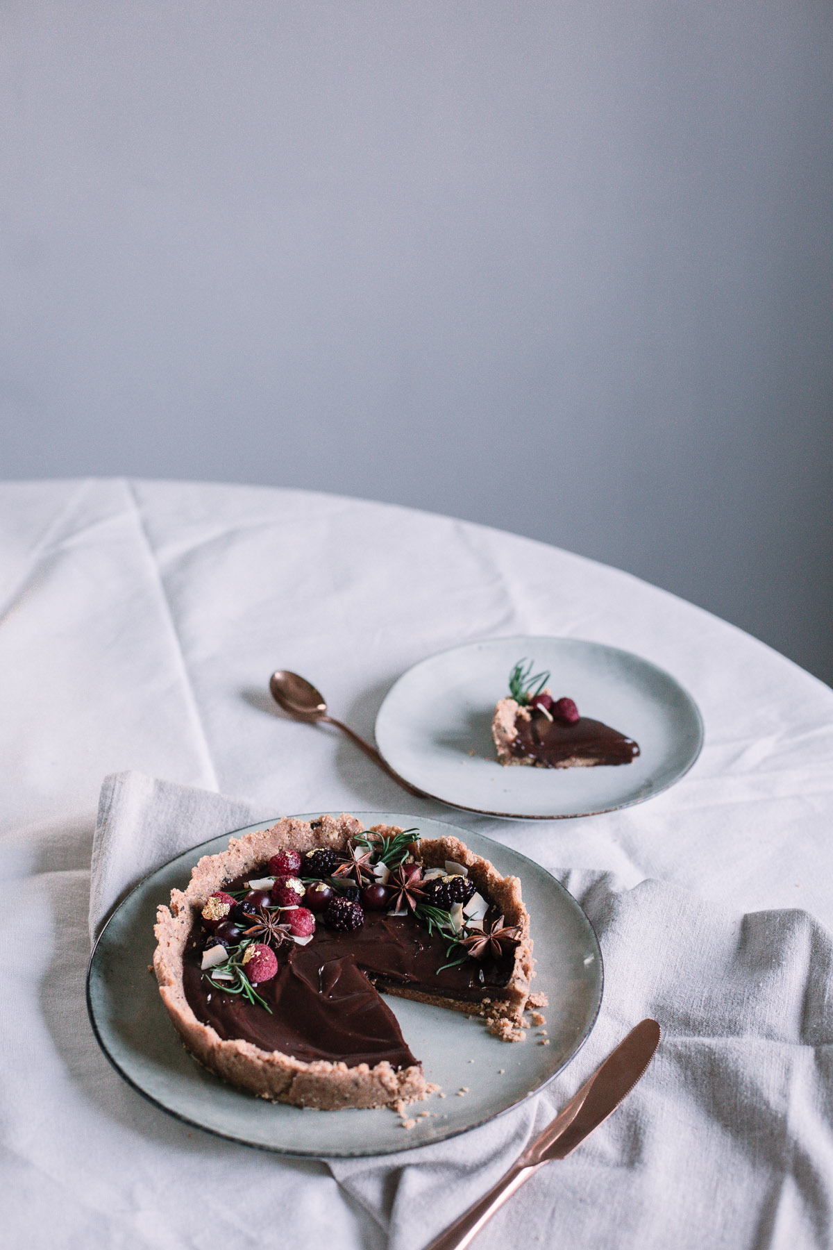 No bake chocolate tart -1_