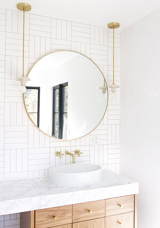 How to Brighten Up a Bland Bathroom